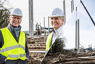 Eerste kolom Henco Industries Herentals