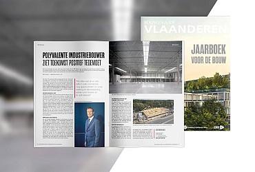 Bouwen aan Vlaanderen Jaarboek