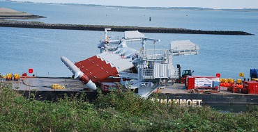 Getijdencentrale Oosterscheldekering
