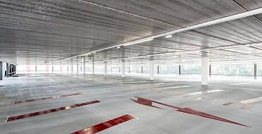 Essers parkeergebouw