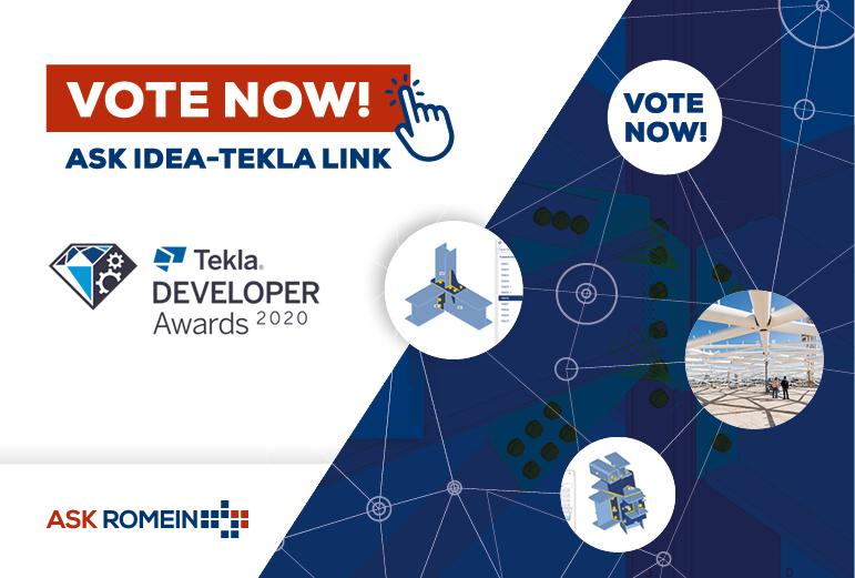 WE NEED YOUR VOTE!